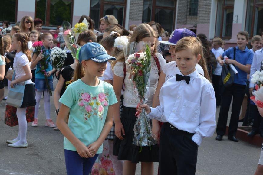 В Новополоцке прозвенел последний звонок. Фоторепортаж из гимназии №1, фото-2