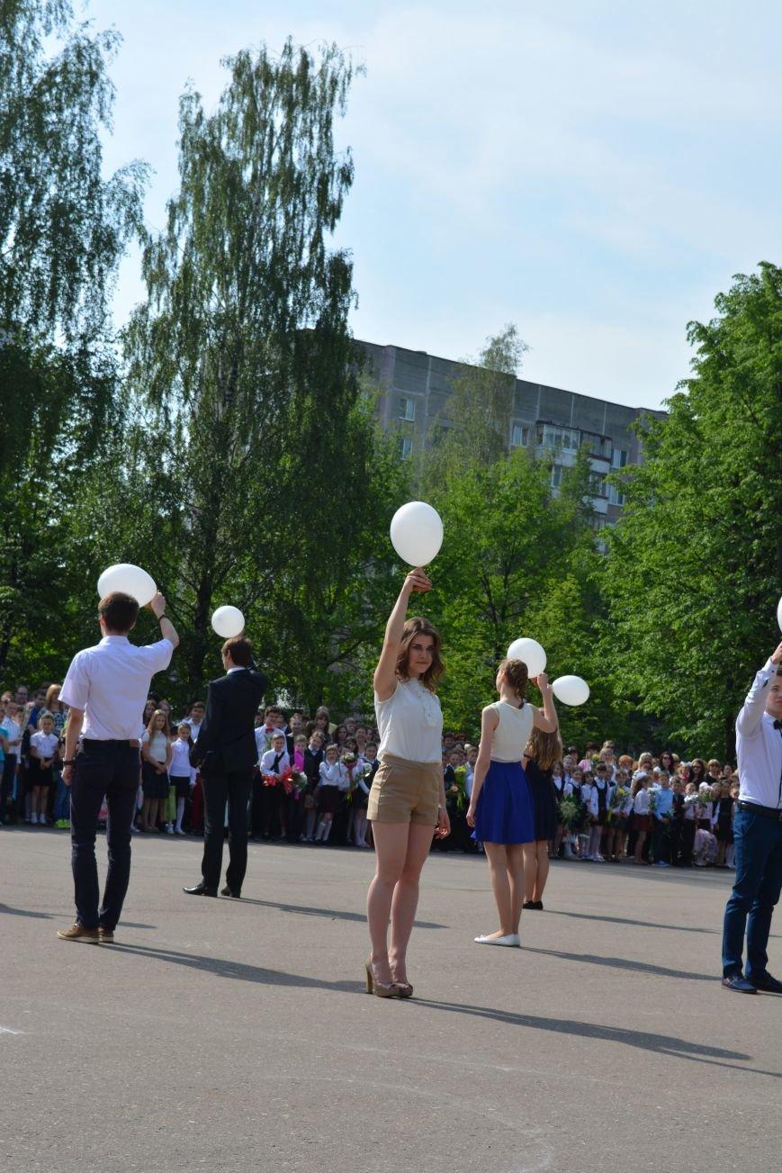 В Новополоцке прозвенел последний звонок. Фоторепортаж из гимназии №1, фото-44