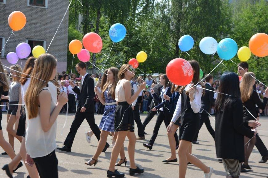 В Новополоцке прозвенел последний звонок. Фоторепортаж из гимназии №1, фото-37