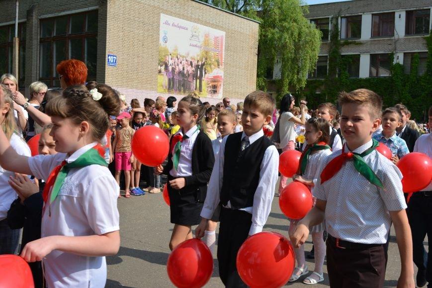 В Новополоцке прозвенел последний звонок. Фоторепортаж из гимназии №1, фото-32