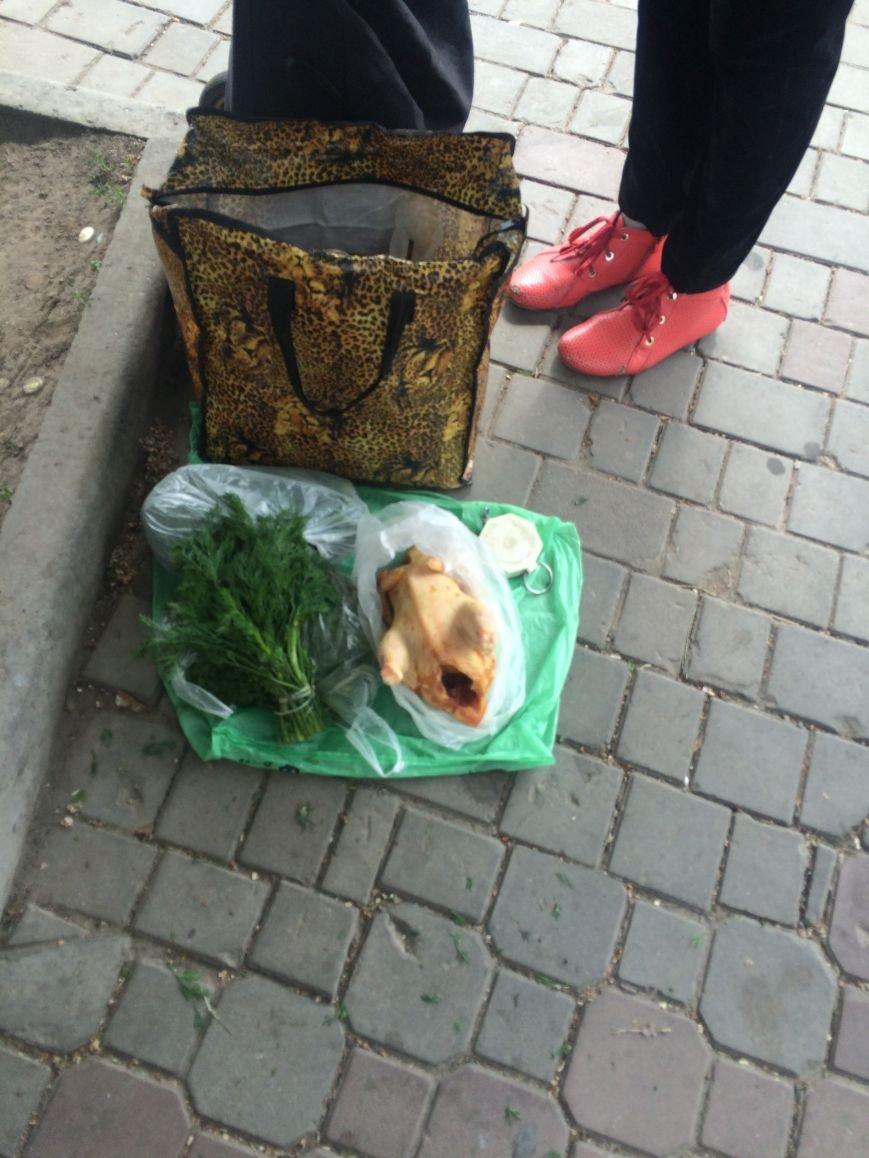 Стихійна торгівля у Хмельницькому триває (Фото), фото-1