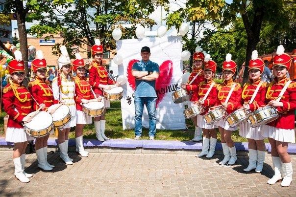 В Троицке  прошла Всероссийская акция «Голубь мира -2016», фото-1