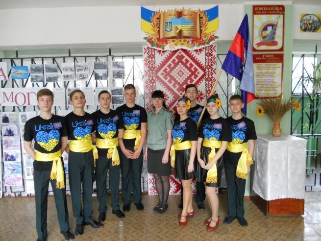 Работники Добропольской пенитенциарной службы провели встречу с учащимися УВК №4, фото-1