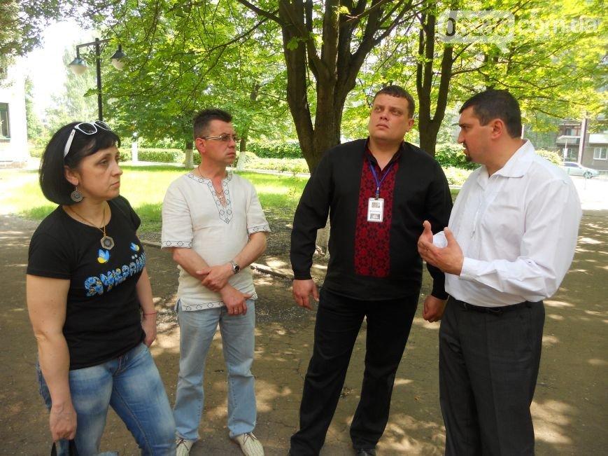 Авдеевку посетили львовские поэты (ФОТО), фото-3