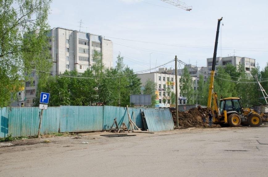 В Сыктывкаре, на Республиканском стадионе, идёт ремонт, фото-3