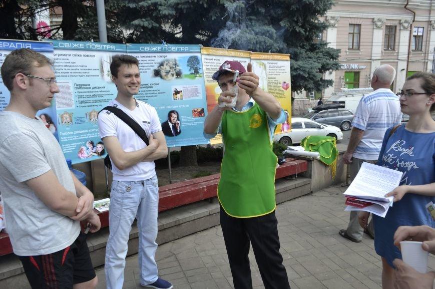 В Чернівцях провели День здоров'я, фото-1