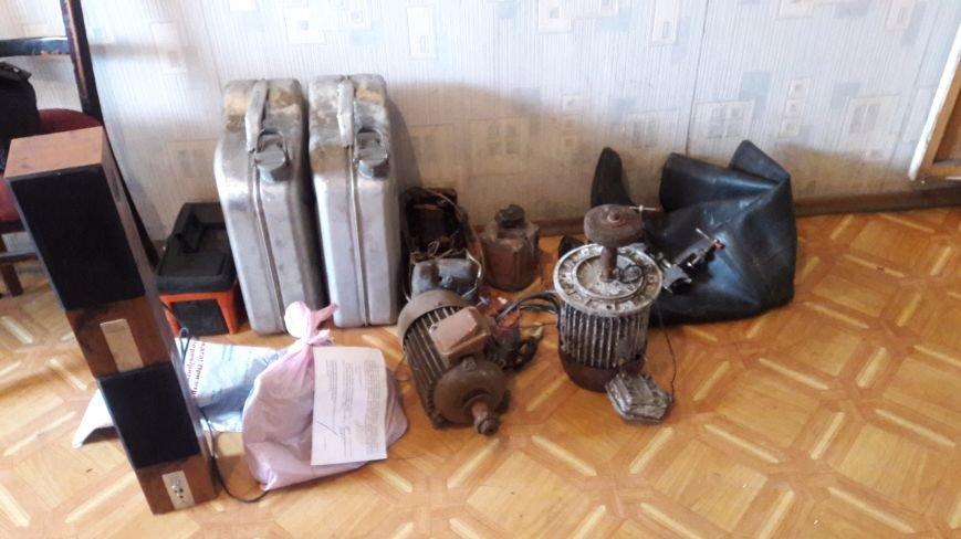 В Доброполье пойман грабитель и угонщик, фото-2