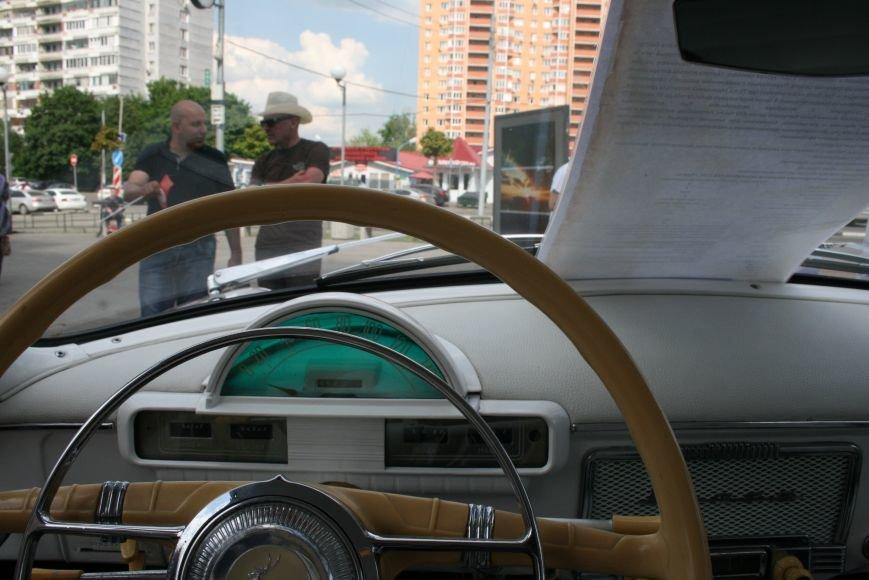Авто-легенды СССР приехали в Троицк, фото-1