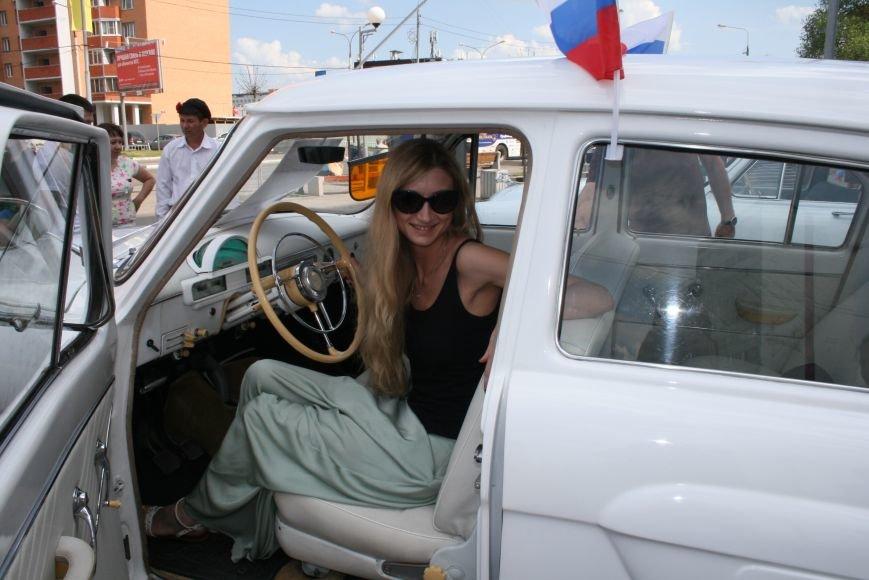 Авто-легенды СССР приехали в Троицк, фото-2