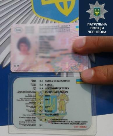 Фальшивое «государство» в Чернигове продолжает раздавать «левые» номера своим «гражданам», фото-3
