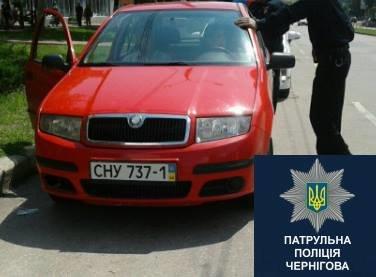 Фальшивое «государство» в Чернигове продолжает раздавать «левые» номера своим «гражданам», фото-1