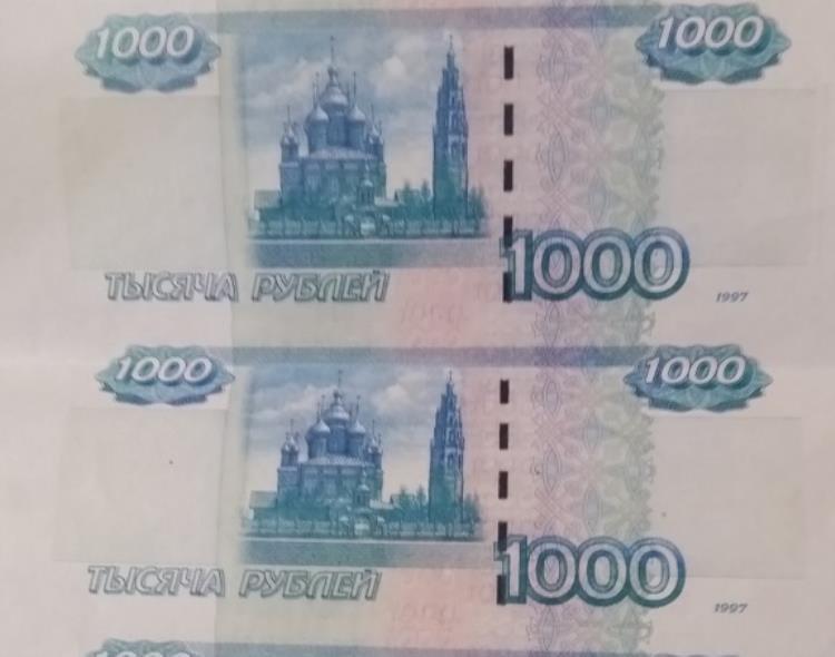 Фальшивые купюры обнаружены в одной из квартир Южно-сахалинска, фото-1