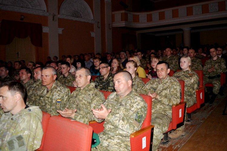 В Краматорске отпраздновали день пограничника, фото-3