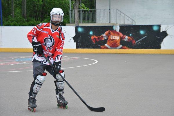 Хоккей на роликах4