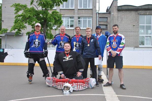 Хоккей на роликах