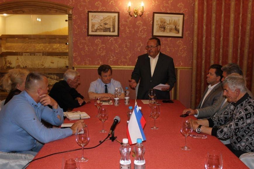 В Общественном совете Ялты - новый председатель, фото-1