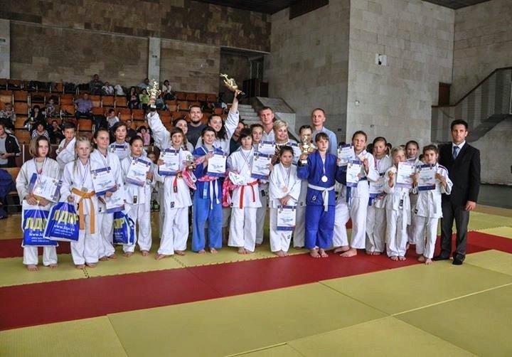 Фонд Детского дзюдо Крыма организовал для ребят командный турнир, фото-1