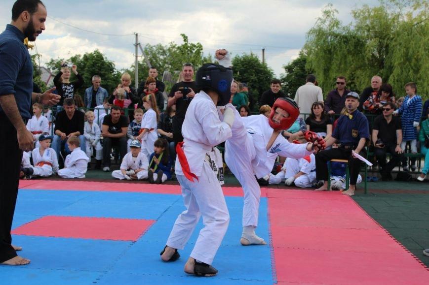 Мелитопольские каратисты показали высокий уровень в областных соревнованиях, фото-2