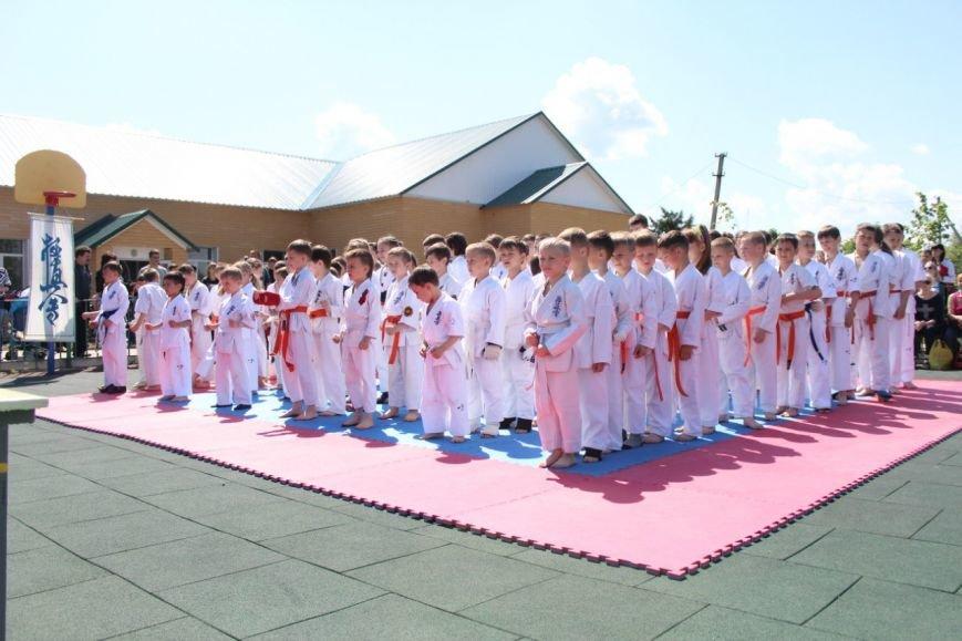 Мелитопольские каратисты показали высокий уровень в областных соревнованиях, фото-1