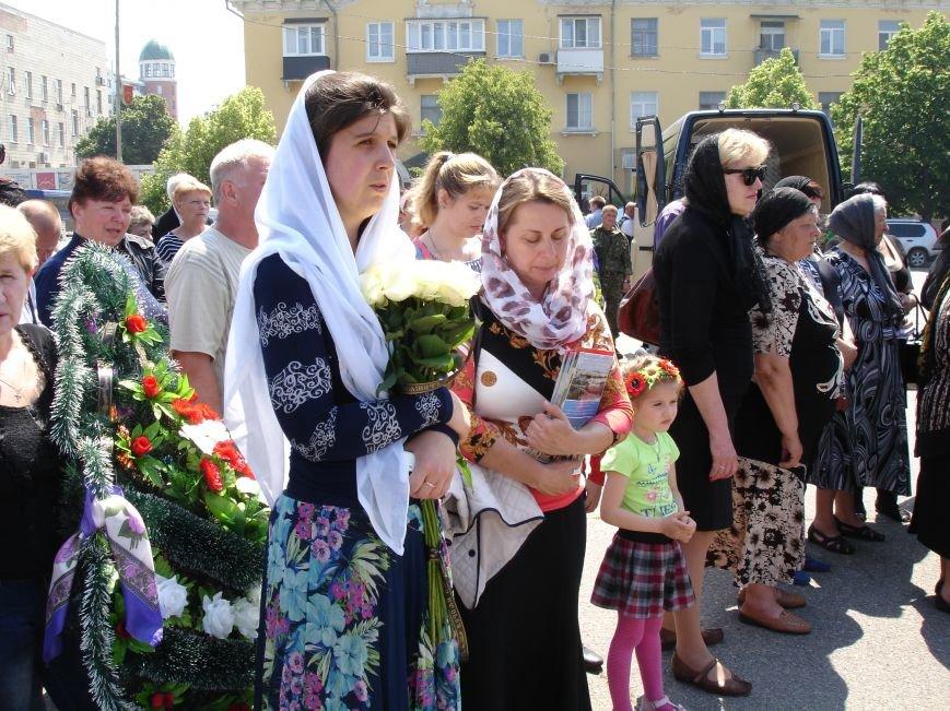 Біла Церква прощалася з героєм АТО (фото), фото-5