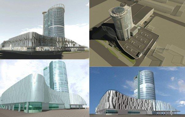 """Город """"N"""" или как мог выглядеть Нижневартовск в будущем, фото-1"""