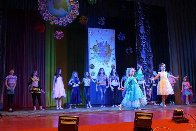 В Краматорске выбирали красавиц востока, фото-1