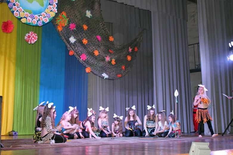 В Краматорске выбирали красавиц востока, фото-2