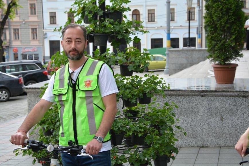Чернівецька інспекція з благоустрою пересіла на велосипеди, фото-2