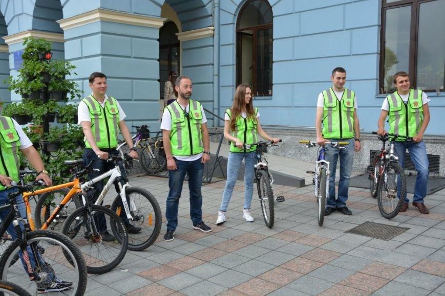 Чернівецька інспекція з благоустрою пересіла на велосипеди, фото-4