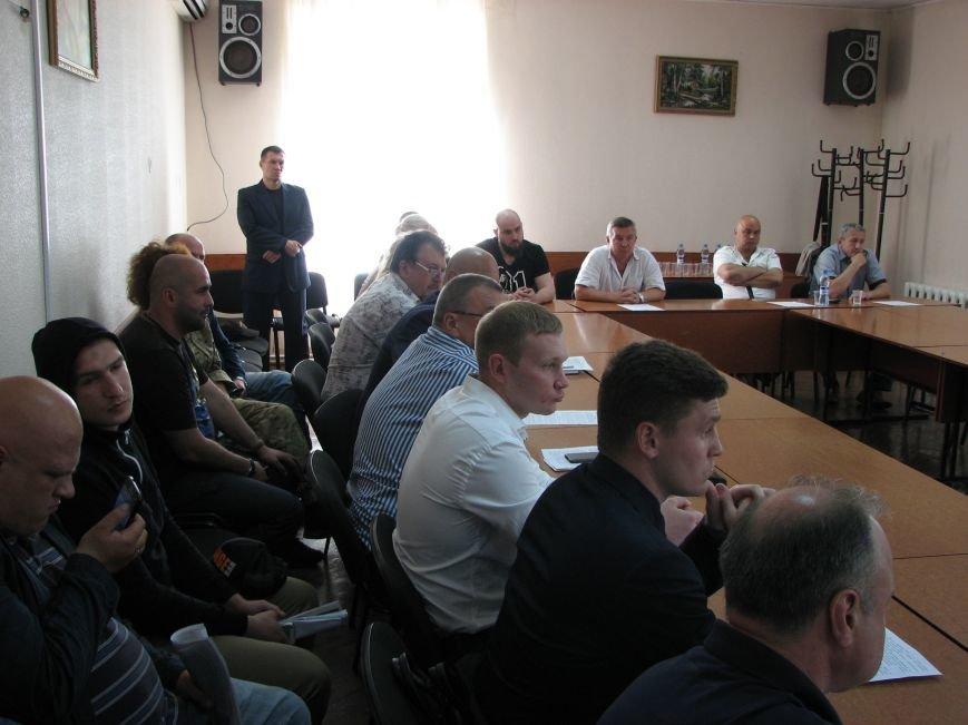 В Чернигов заехали представители движения «кума Путина», фото-2
