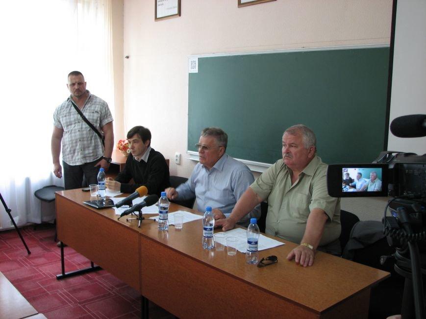 В Чернигов заехали представители движения «кума Путина», фото-1