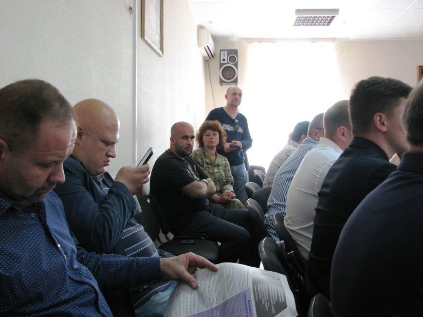 В Чернигов заехали представители движения «кума Путина», фото-3