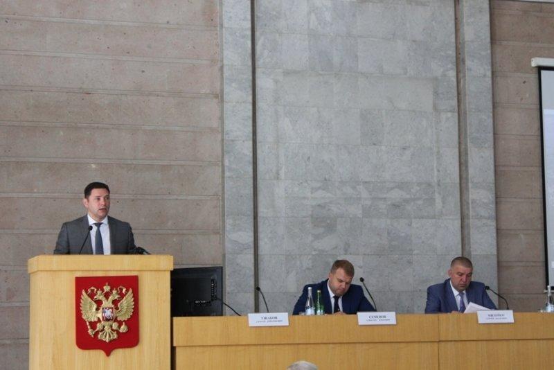 Экологическую безопасность региона КМВ обсудили в Кисловодске, фото-1