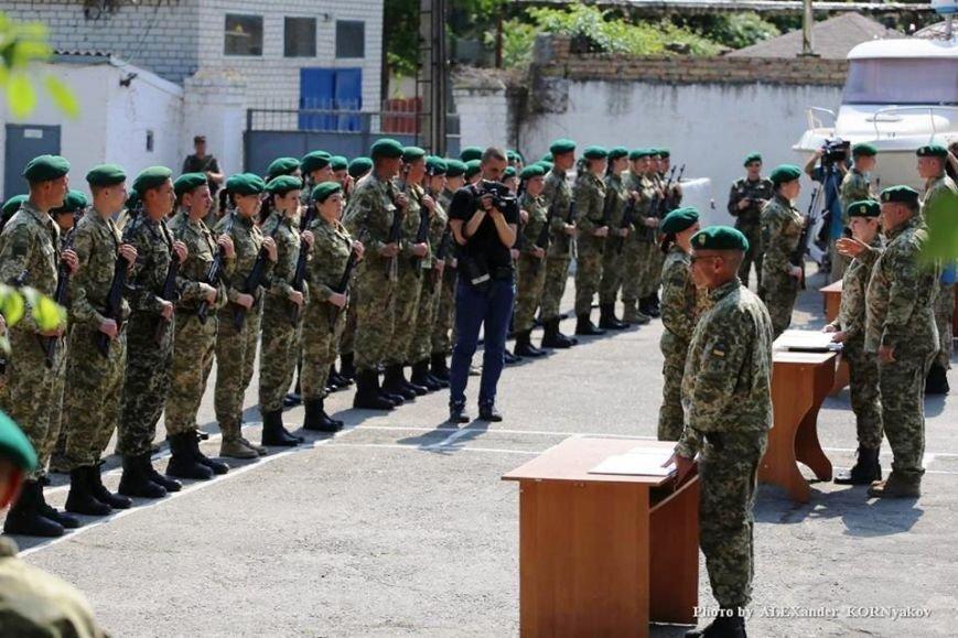 52 женщины приняли присягу пограничника Украины (фото), фото-2