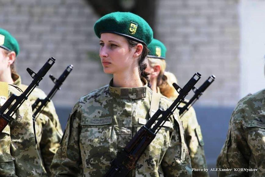 52 женщины приняли присягу пограничника Украины (фото), фото-3