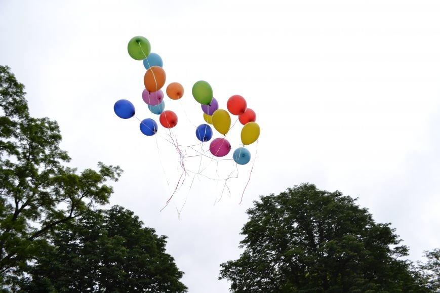В Днепродзержинске отмечают День защиты детей, фото-35