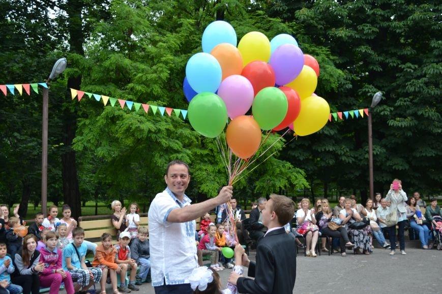В Днепродзержинске отмечают День защиты детей, фото-34