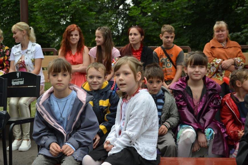 В Днепродзержинске отмечают День защиты детей, фото-28