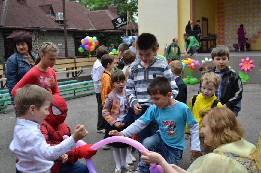 В Днепродзержинске отмечают День защиты детей, фото-13