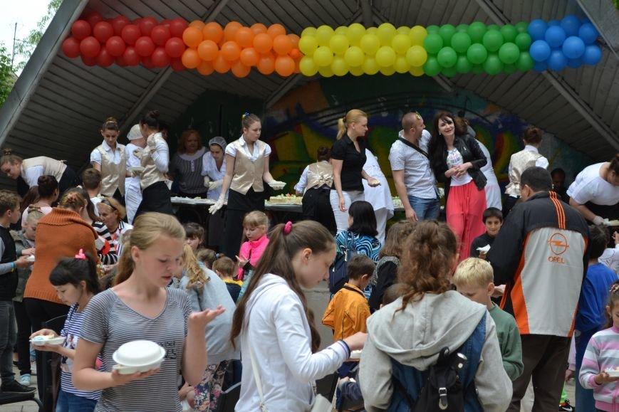 В Днепродзержинске отмечают День защиты детей, фото-38