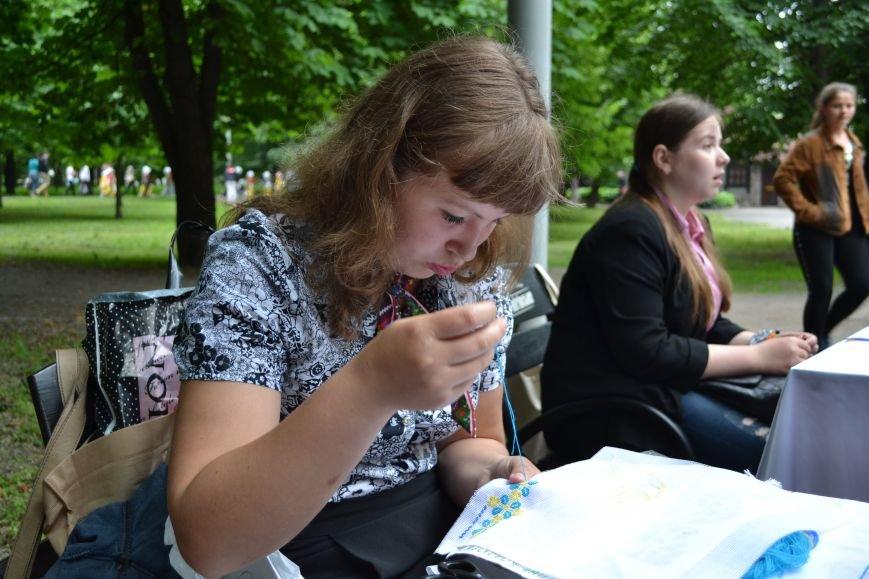 В Днепродзержинске отмечают День защиты детей, фото-19
