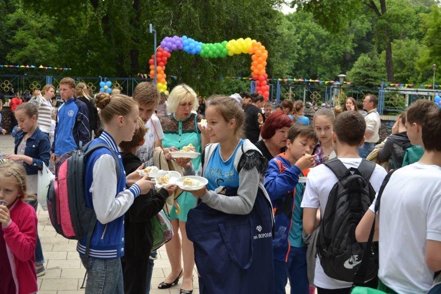 В Днепродзержинске отмечают День защиты детей, фото-39