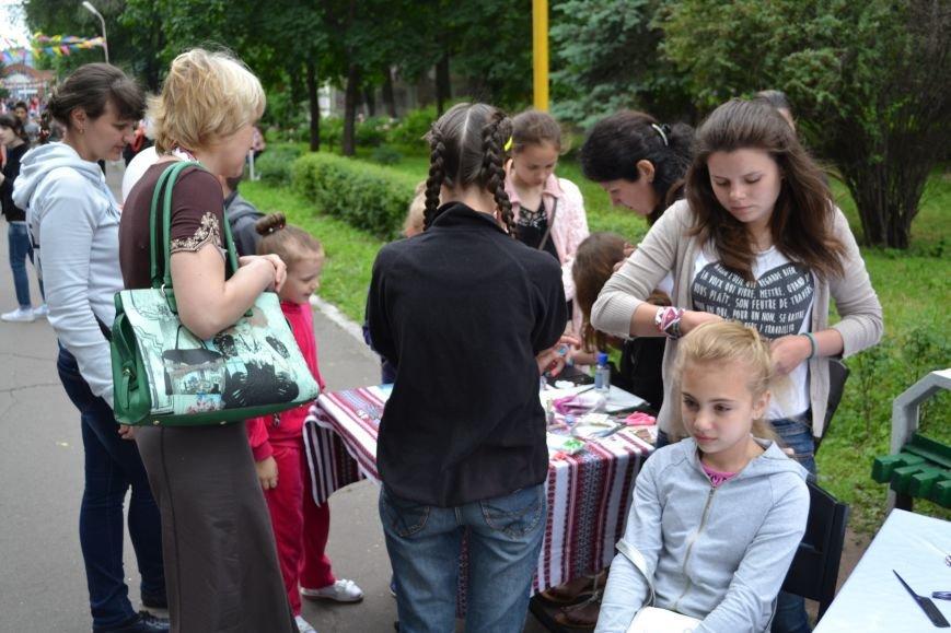В Днепродзержинске отмечают День защиты детей, фото-44