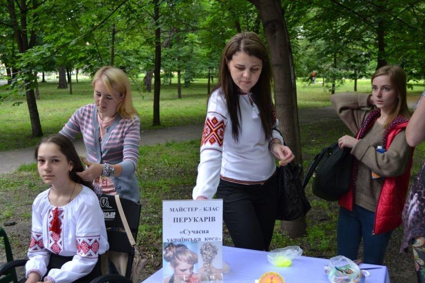 В Днепродзержинске отмечают День защиты детей, фото-8