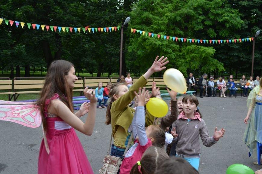 В Днепродзержинске отмечают День защиты детей, фото-23