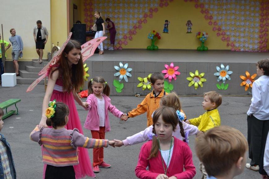 В Днепродзержинске отмечают День защиты детей, фото-15