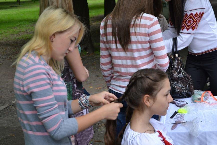 В Днепродзержинске отмечают День защиты детей, фото-17
