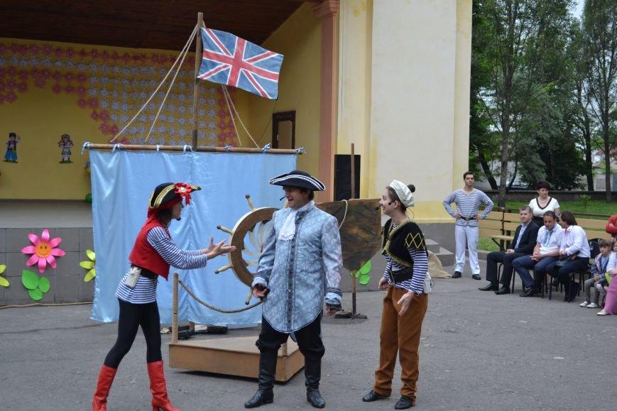 В Днепродзержинске отмечают День защиты детей, фото-6