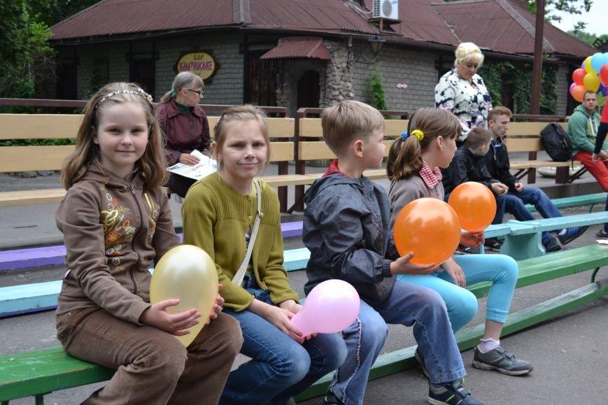 В Днепродзержинске отмечают День защиты детей, фото-16