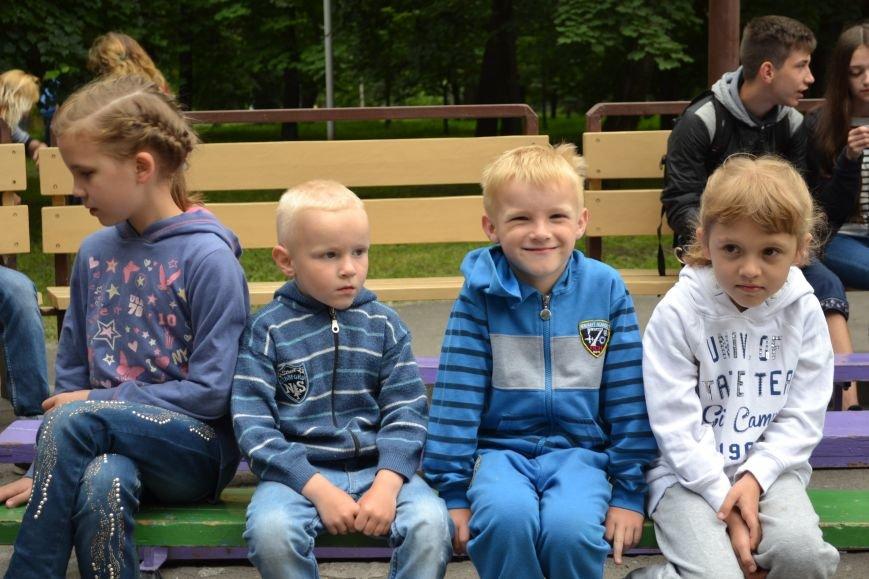 В Днепродзержинске отмечают День защиты детей, фото-26